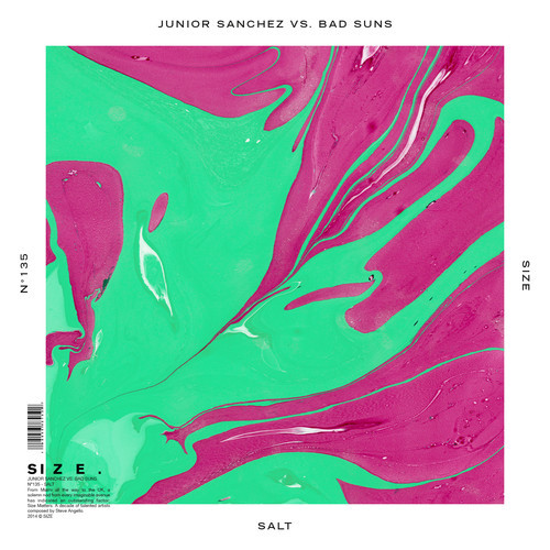 Junior Sanchez Vs Bad Suns - Salt