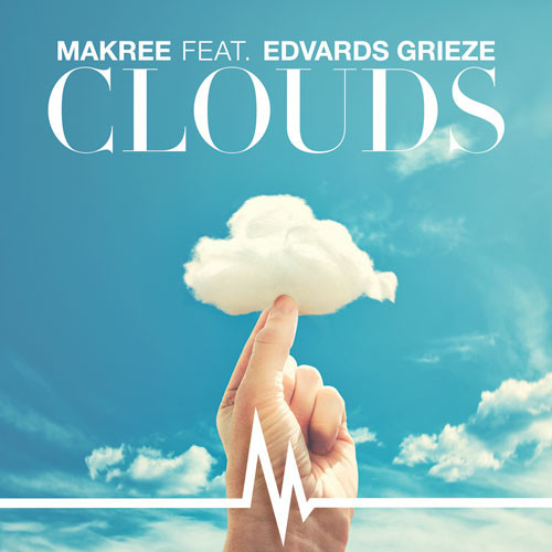 Makree Edvards Grieze - Clouds