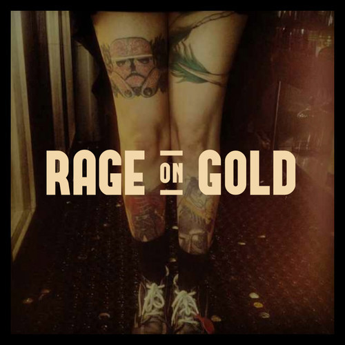 Rage On Gold - Kick Flips