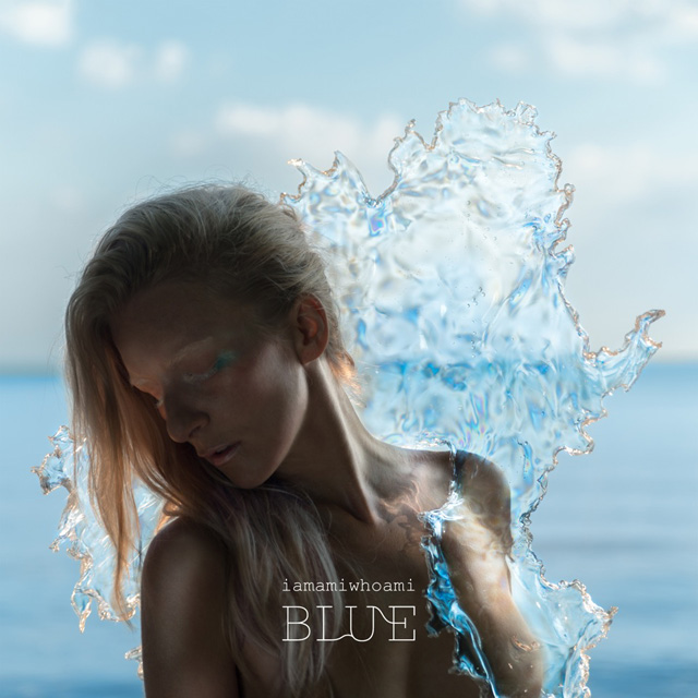 iamamiwhoami BLUE cover