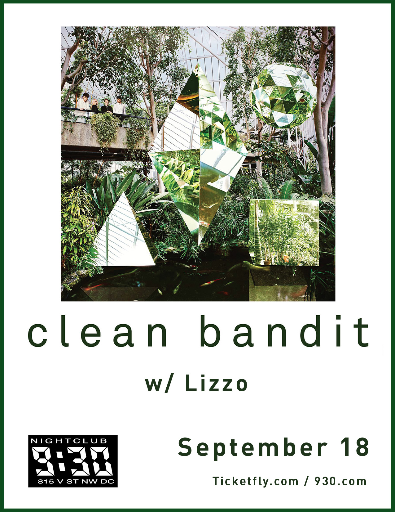 CleanBanditF