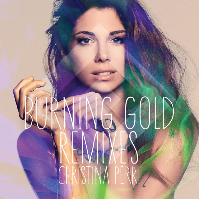 Christina Perri Burning Gold Remix
