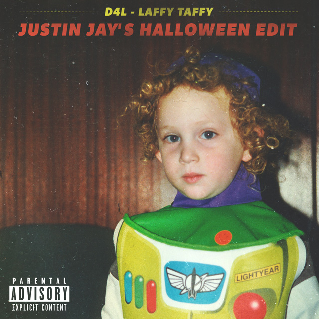 Justin Jay Releases His Halloween Edit of D4L Laffy Taffy