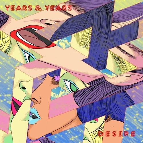 Years and Years Desire Tourist Dub Remix