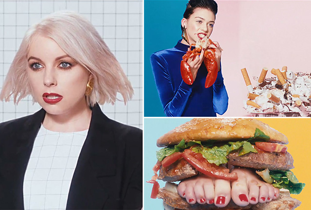 little boots taste it video