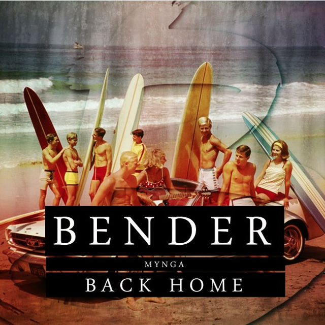 MYNGA feat Cosmo Klein - Back Home (Bender Remix) copy
