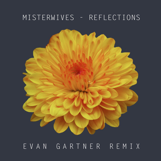 Misterwives Reflections Evan Gartner