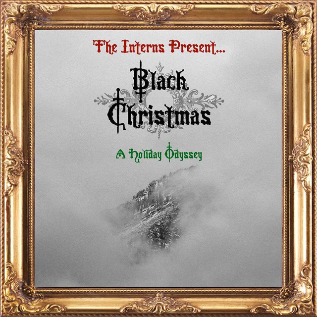 The Interns Present - Black Christmas Mixtape
