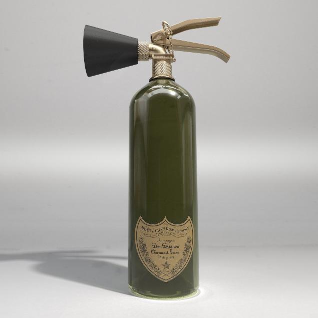 dom champagne extinguisher