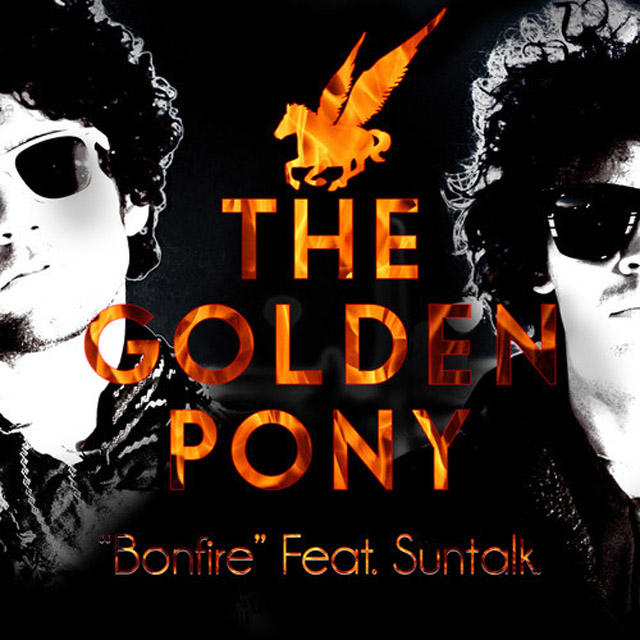 golden pony bonfire