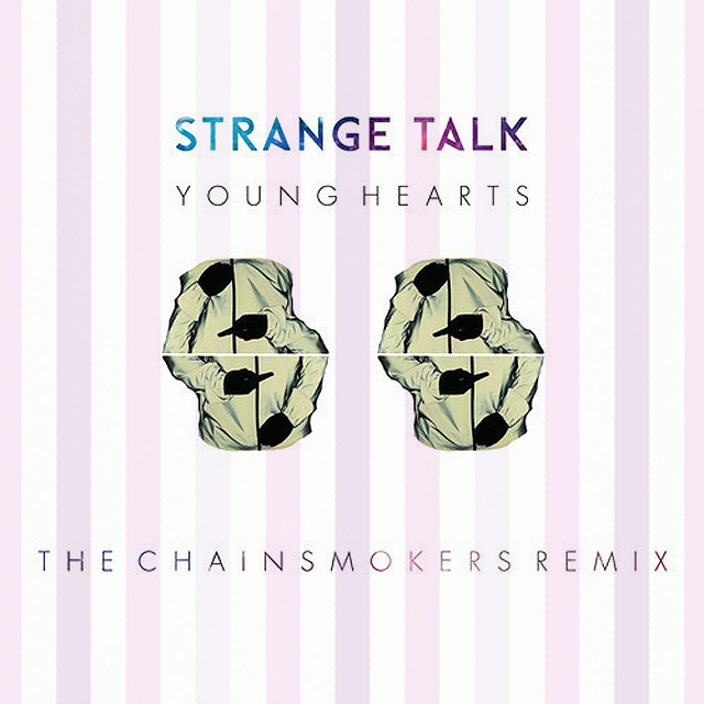 chainsmokers strange talk