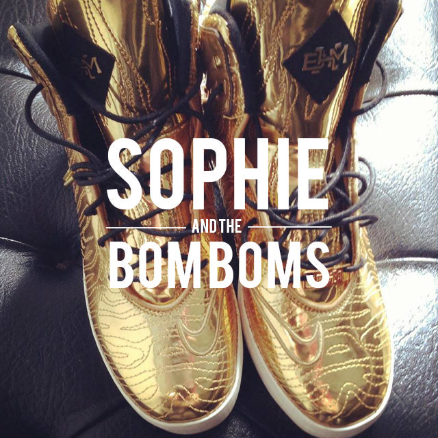 sophie and the bom boms