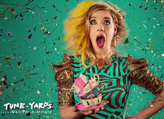 tUnE-yArDs Wait For A Minute