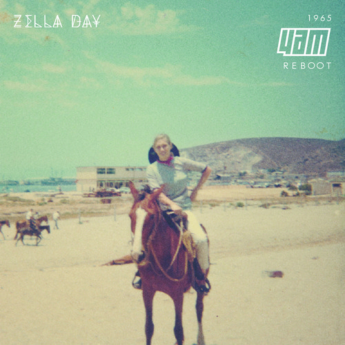 zella 4am remix