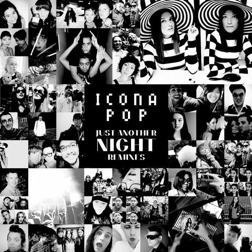 Icona Pop - Just Another Night Solidisco Remix