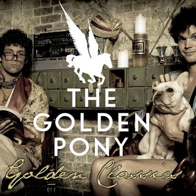 Sound Of Silence The Golden Pony Remix