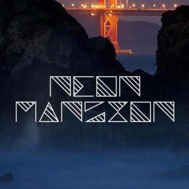 neon mansion