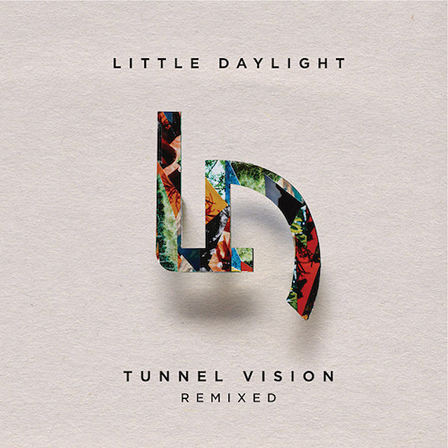 Little Daylight Glitter And Gold Remix
