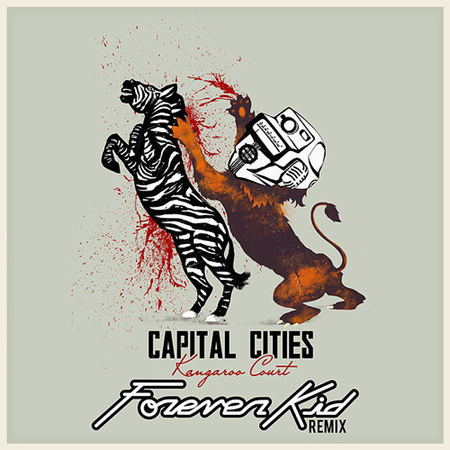 capital cities kangaroo