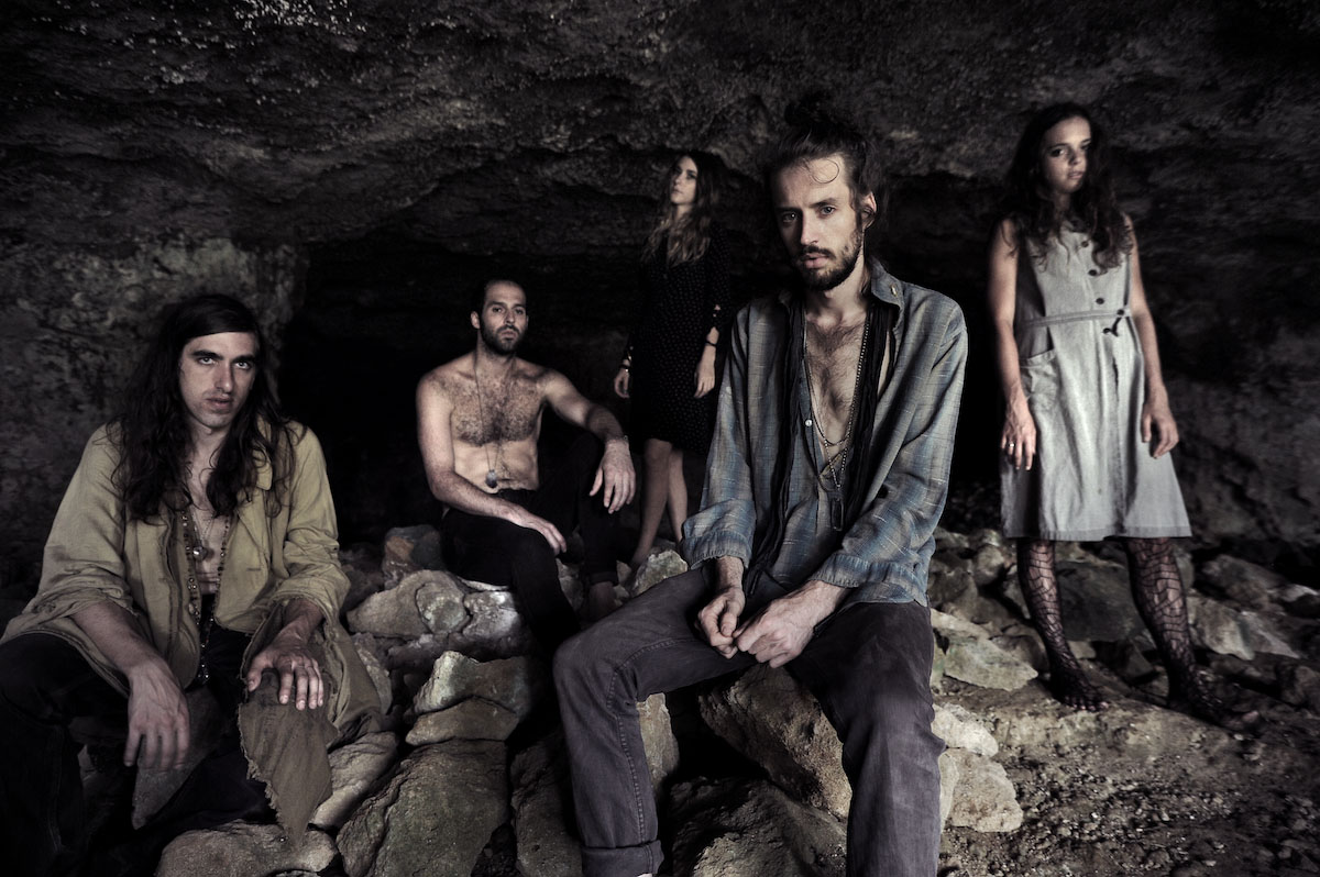 Crystal Fighters photo by Pepe Brix
