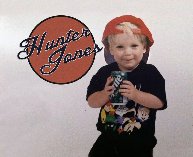 hunter jones laurel