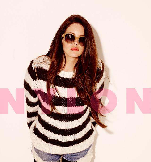 nylon lana del rey