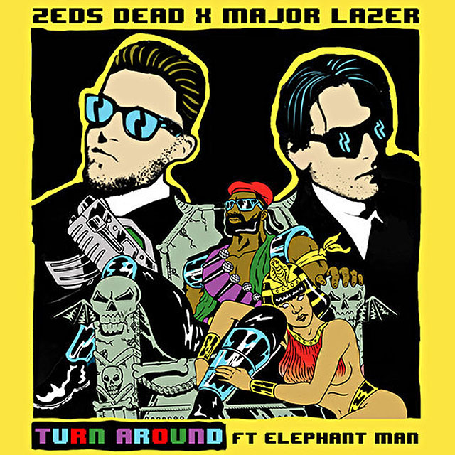 zeds dead major lazer