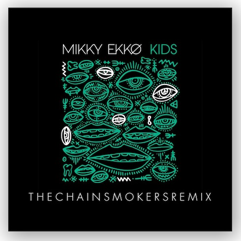 MIkky ekko Kids cover Art Chainsmokers