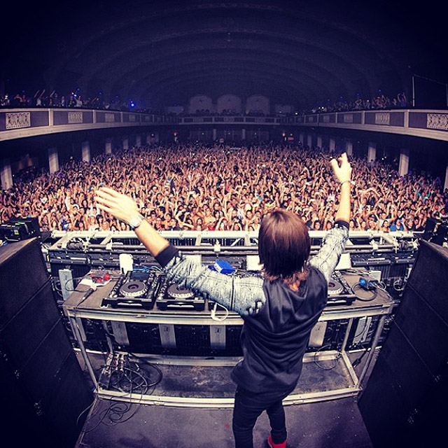 alesso shrine