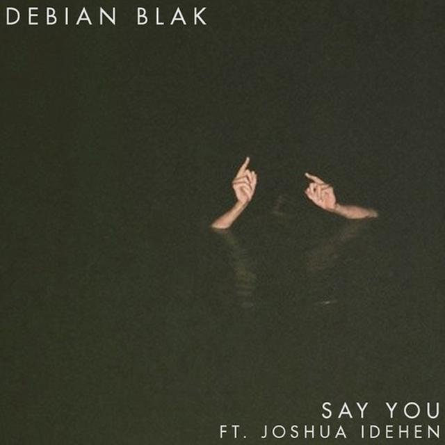 debian blak say you