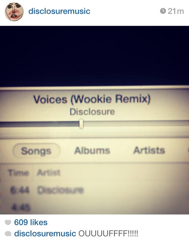 disclosure wookie