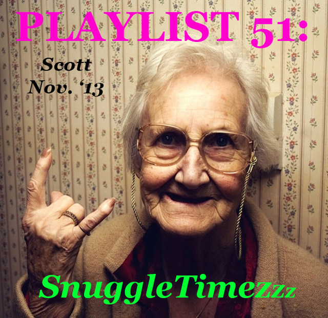 scott playlist november 51