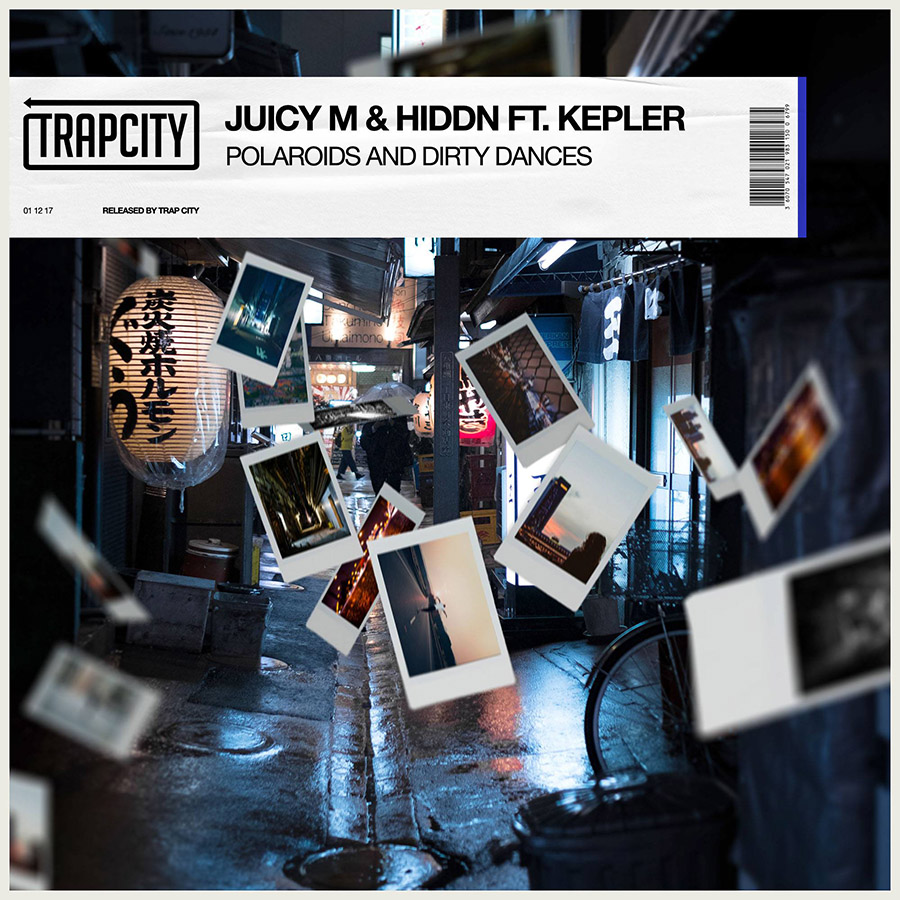 Juicy M & HIDDN Feat. Kepler - Polaroids and Dirty Dances.jpg