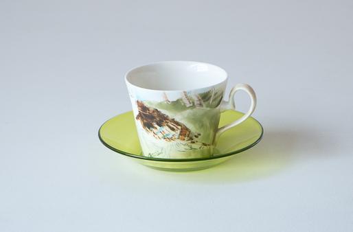 cup with kookaburra