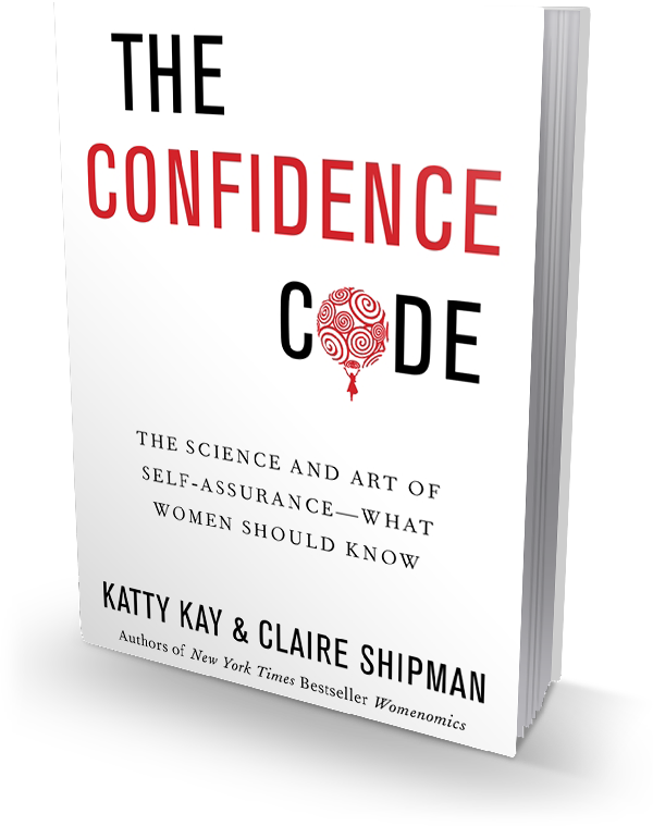 BOOK we LOVE:  The science and art of self-assurance- what women should know!