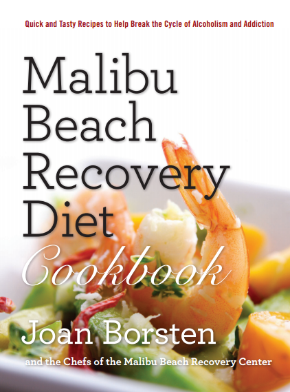 Malibu Beach Recovery Diet Cookbook by Joan Borsten