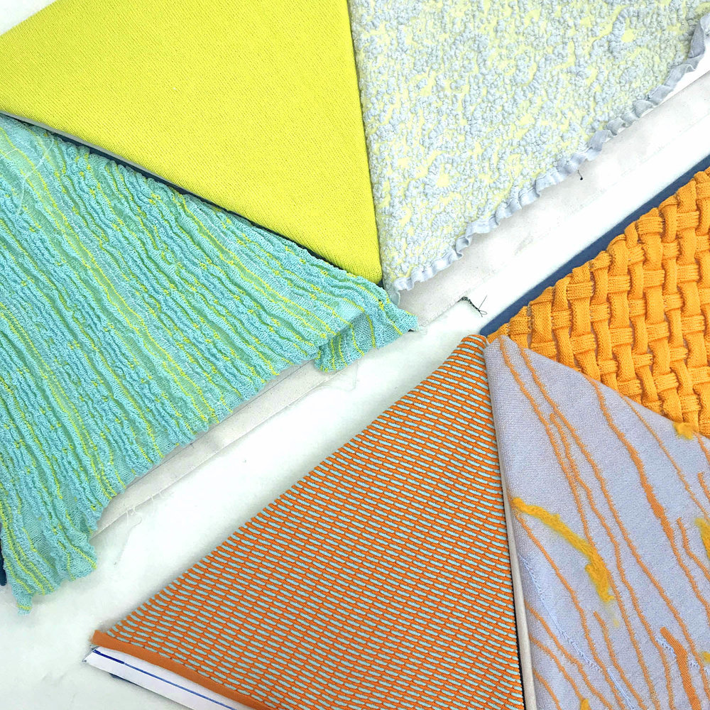 sensory modular rugs -