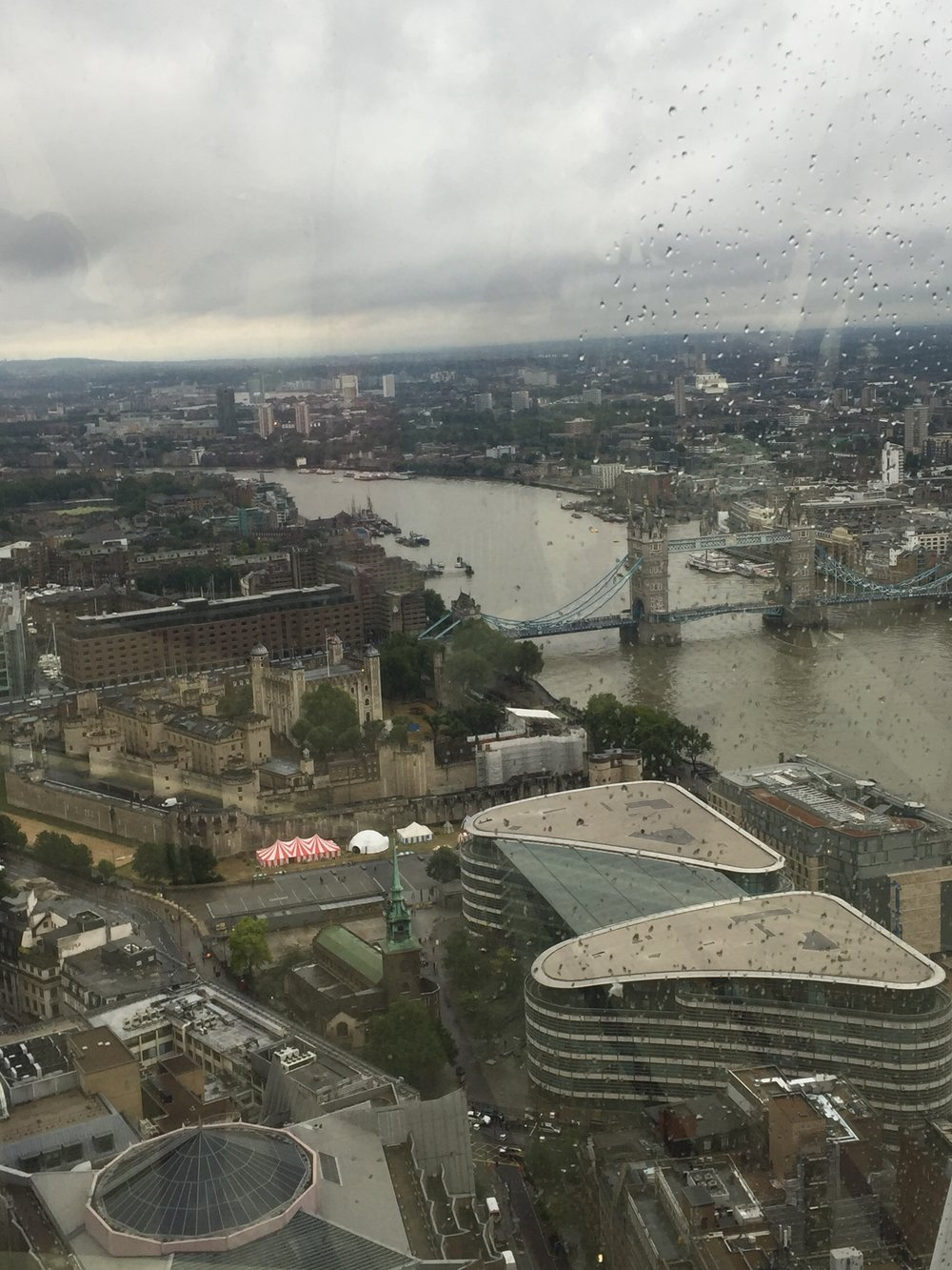 View from SkyGarden
