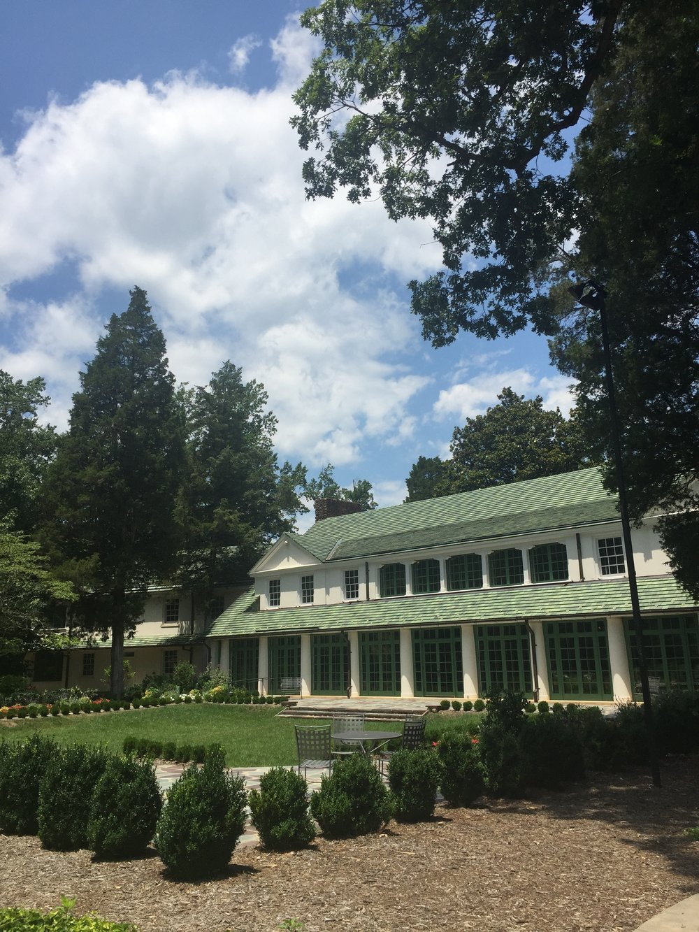 The Reynolda House Museum of American Art