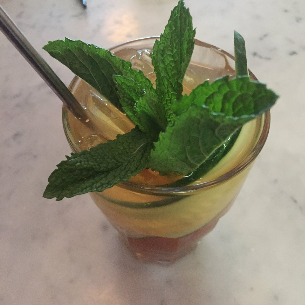Pimm's Cup at Kindred