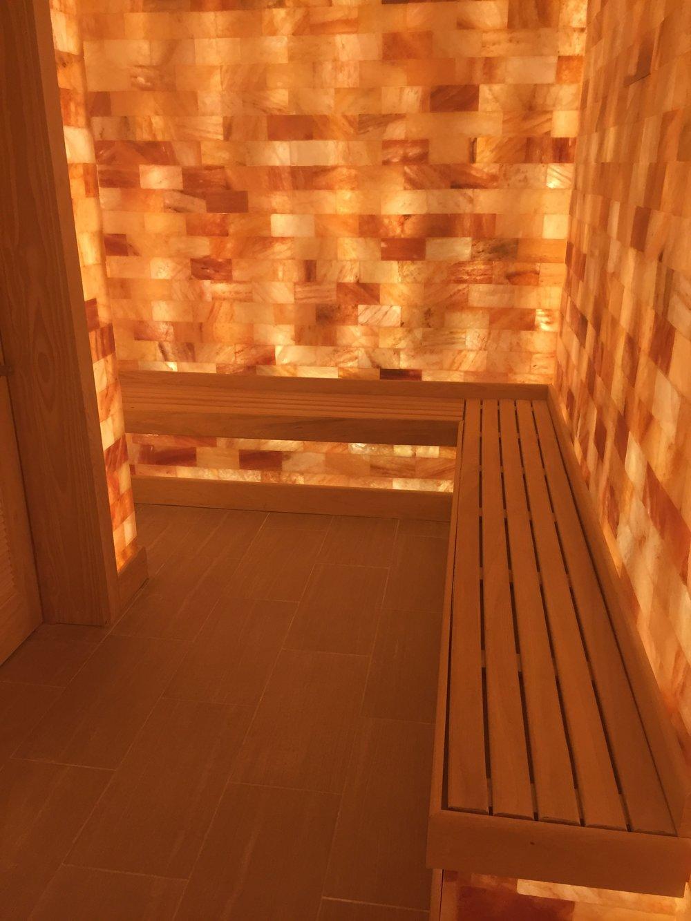 Salt room