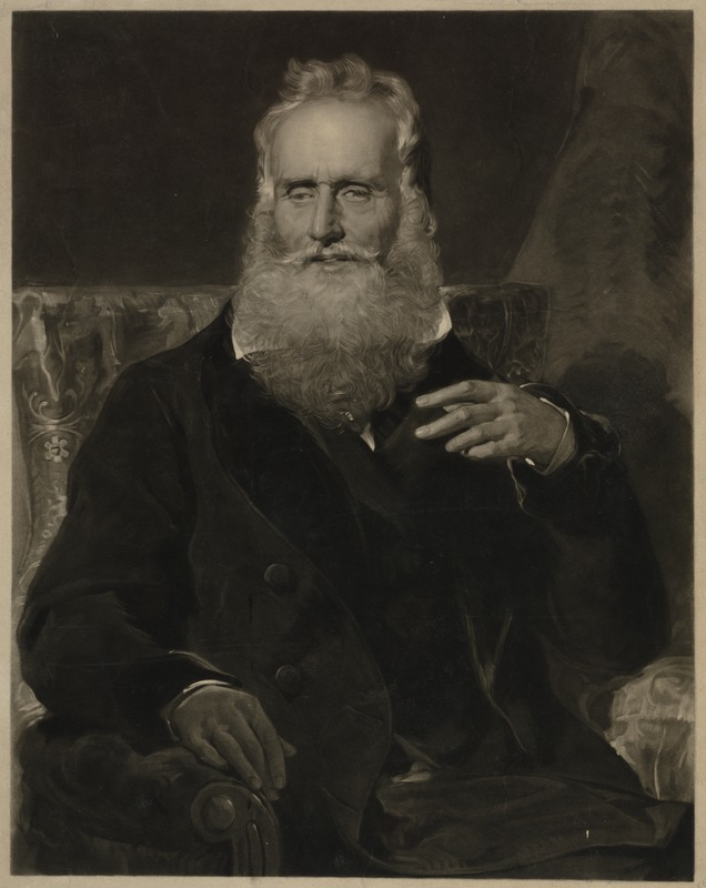 Portrait of James Holman