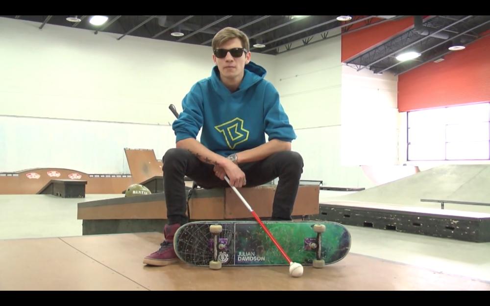 Screenshot. Click here to watch Brett's Holman pitch video.