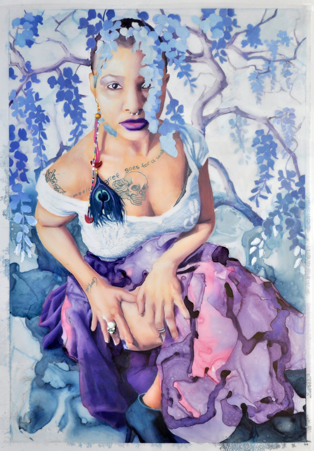 Joyce_2014_Ink and oil on mylar_32 x 21 1-2inches.jpg