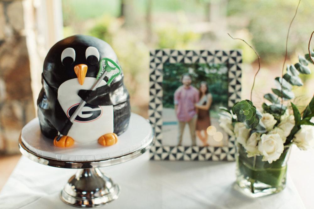 Rachel Slauer Events River Club May Wedding Planning Groom's Cake 07.jpg
