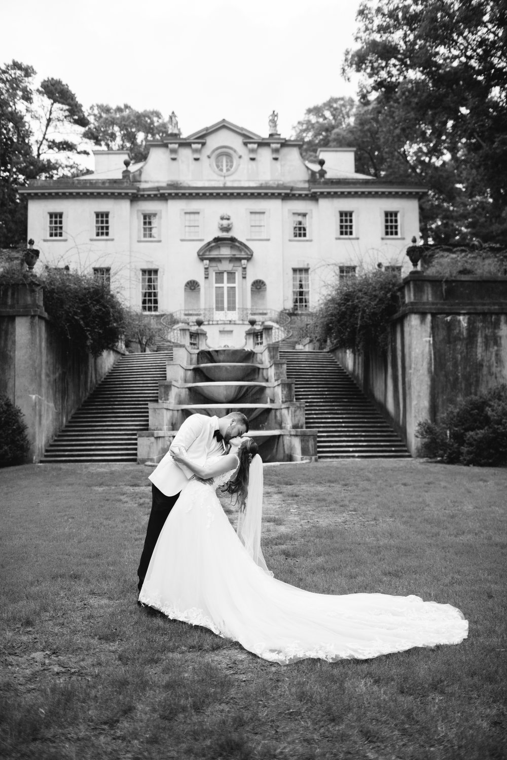 SARA + GRANT - Atlanta History Center