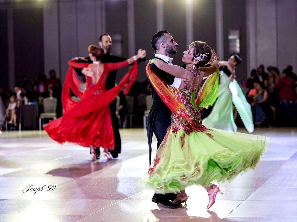 Virginia State Dancesport Championships 2017