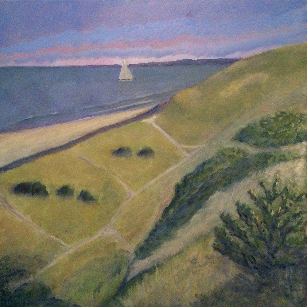 Hopper Landscape