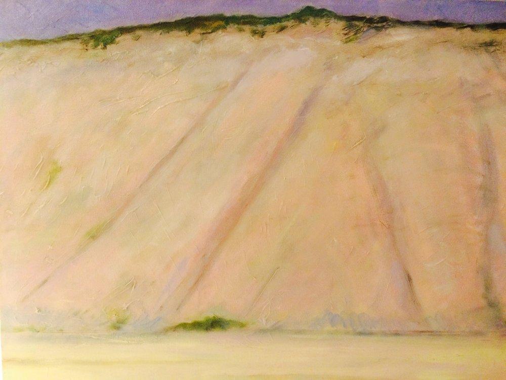 Ballston Beach Cliff
