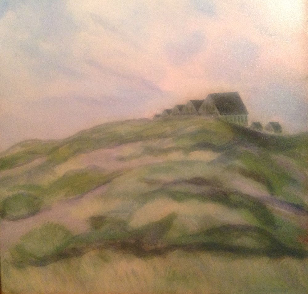 Corn Hill Dusk